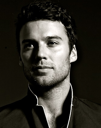 This is Peter Mooney, a Canadian heartthrob best known for his roles on Rookie Blue and Camelot.