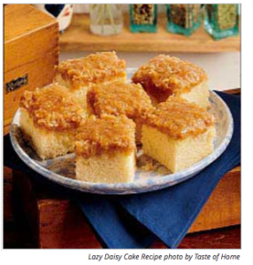 Taste of Home Magazine recipe