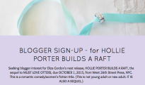 Blogger Sign-Up